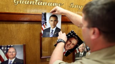 Time after time, President Obama has promised to close Guantanamo Bay.