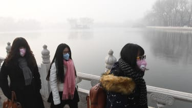 Heavy air pollution in Beijing offers a glimpse of our own future.
