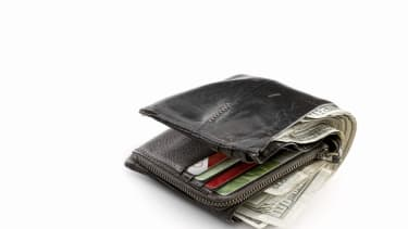 Credit card receipts are surprisingly dangerous to have in your wallet.