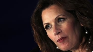 Michele Bachmann receives beefed up security after ISIS threat