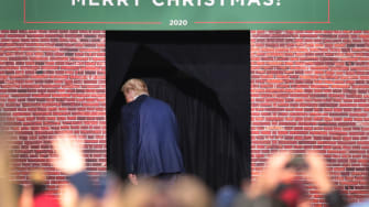 Trump rallies in Michigan