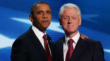 Bill Clinton on Obama: 'Nobody's accused him of murder yet'