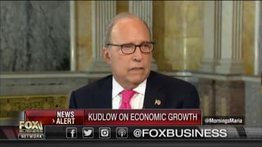 Larry Kudlow on Fox.