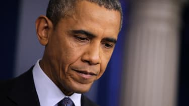 Obama's abysmal new poll numbers: Is his presidency 'over'?