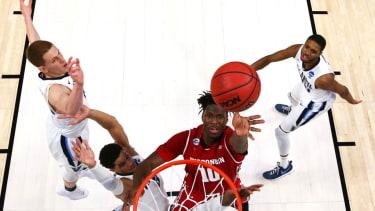 Wisconsin upset top-seeded Duke in this weekend's NCAA tournament.