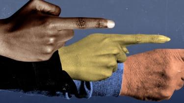 Fingers.