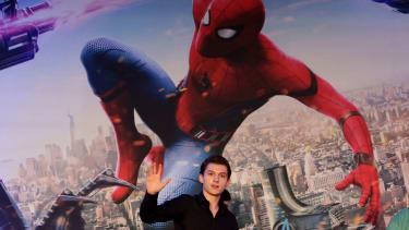 Spider-Man: Homecoming.