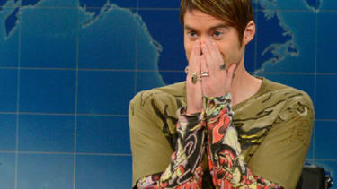 Watch Bill Hader's triumphant return as beloved character 'Stefon' on Saturday Night Live