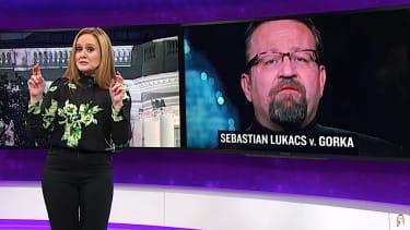 Samantha Bee introduces viewers to Sebastian Gorka