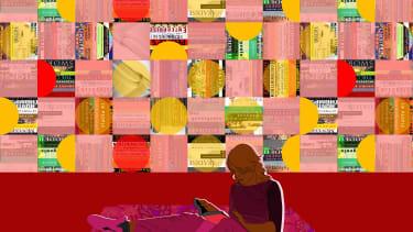 Consuming media by women and minorities helped an author broaden her horizon.