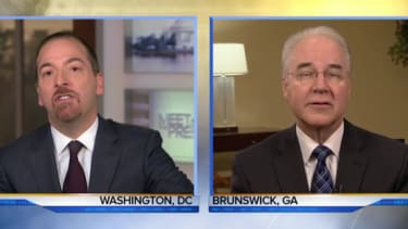 HHS Sec. Tom Price on Meet the Press