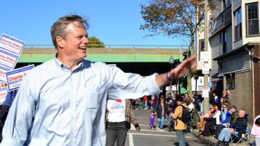 Massachusetts elects Republican Charlie Baker as next governor