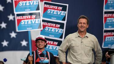 Steve Bullock.
