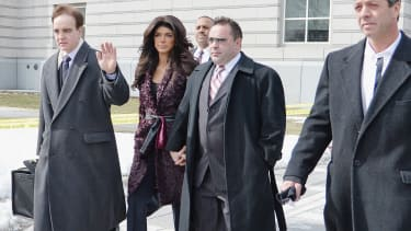 Real Housewives of New Jersey stars plead guilty to fraud, could serve several years in prison