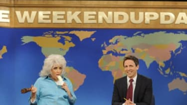 """After seven """"Saturday Night Live"""" seasons packed with hilarious impressions (like Paula Deen), Kristen Wiig may be putting the show in her rearview mirror to focus on making movies."""