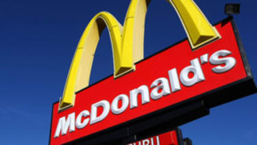 Wooing worshippers with Big Macs