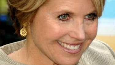 Katie Couric has the name recognition, but some bloggers say she may be too divisive to draw a daytime audience.