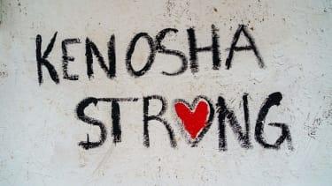 Violence in Kenosha.