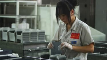 Green jobs in China