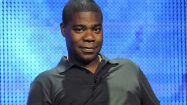 """""""30 Rock"""" star Tracy Morgan apologized Friday for his anti-gay comments at a Nashville comedy club last week, but some say he needs to go further."""