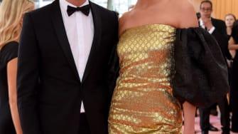 Josh Kushner and Karli Kloss