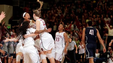 Stanford breaks UConn's 47-game winning streak