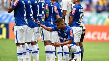 Brazil soccer club Cruzeiro.