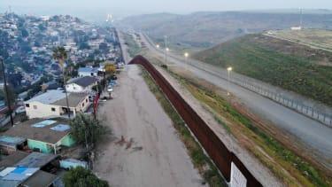 U.S-Mexico border.