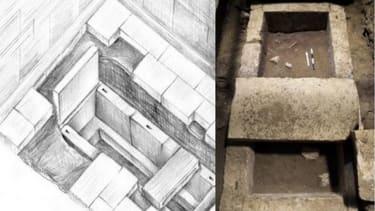 Archaeologists discover skeleton hidden in famed Amphipolis tomb