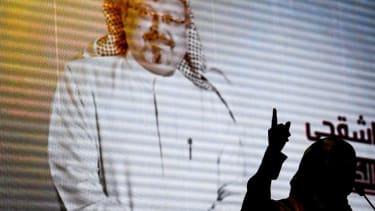 Digital image of Jamal Khashoggi.