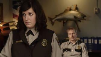 """A scene from """"Fargo"""""""