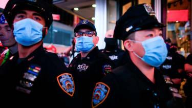 New York City Police Department.