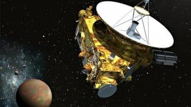 In one year, NASA's New Horizons will make it to Pluto