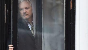 Julian Assange of Wikileaks.