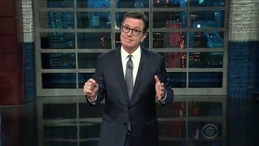 Stephen Colbert is already over the Nunes memo