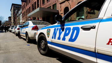 The NYPD will be hit with budget cuts.