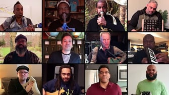Jimmy Fallon, Sting, and the Roots sing a Police song