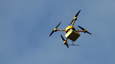 Delivery drone carrying marijuana, cellphones crashes outside prison