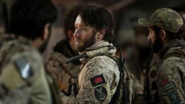 Joel Edgerton plays a Navy SEAL in Zero Dark Thirty, Kathryn Bigelow's Oscar contender about the hunt for bin Laden.