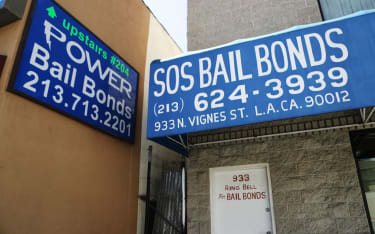 Cash bail struck down in California