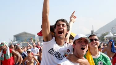 Brazil has already declared the World Cup a success