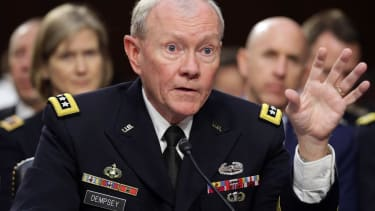Top U.S. general open to U.S. ground troops fighting ISIS, if necessary