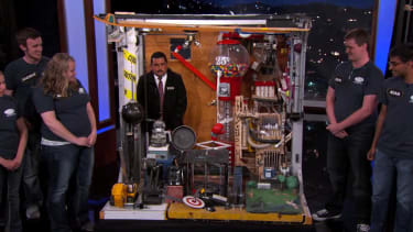 Purdue's victorious Rube Goldberg machine is actually kind of terrifying