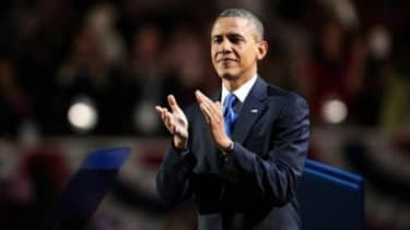 President Obama won well more than 300 electoral votes on Tuesday, but with nearly half the country against him, he doesn't necessarily have a broad mandate to implement his agenda.