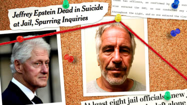 Jeffrey Epstein conspiracy.