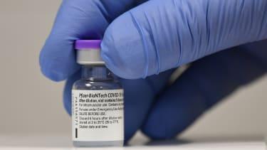 The Pfizer vaccine