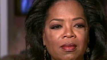 """""""She is the friend that everybody deserves,"""" says Oprah of longtime friend Gayle King."""
