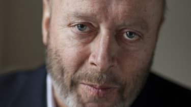 The late Christopher Hitchens