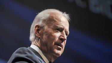 Joe Biden explains how he was the 'poorest man in Congress'