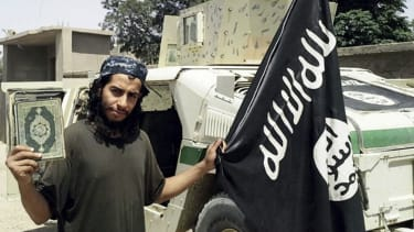 Paris terror attack mastermind Abdelhamid Abaaoud.